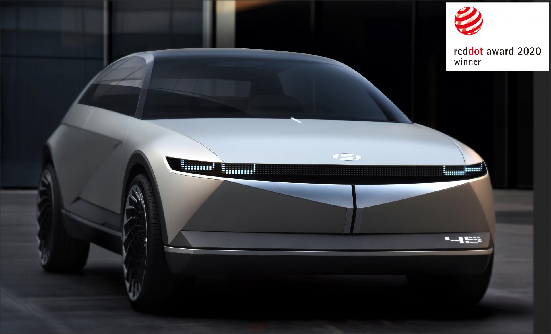 Компанія Hyundai Motor отримала три нагороди Red Dot Award 2020 за концептуальний дизайн   Автопалац Тернопіль - фото 9
