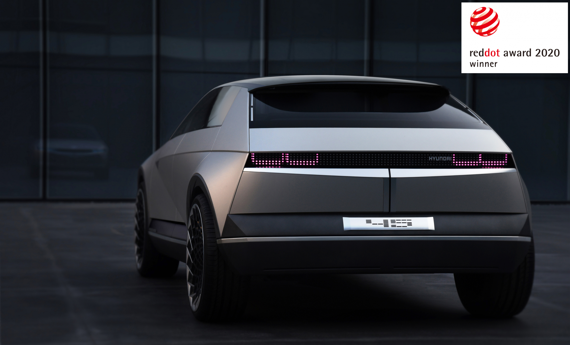 Компанія Hyundai Motor отримала три нагороди Red Dot Award 2020 за концептуальний дизайн   Автопалац Тернопіль - фото 10