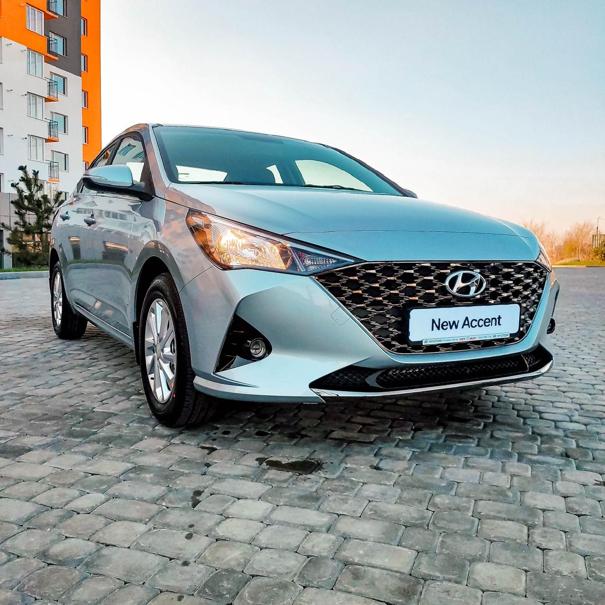 Новий Hyundai Accent вже в автосалоні! | Хюндай Мотор Україна - фото 10