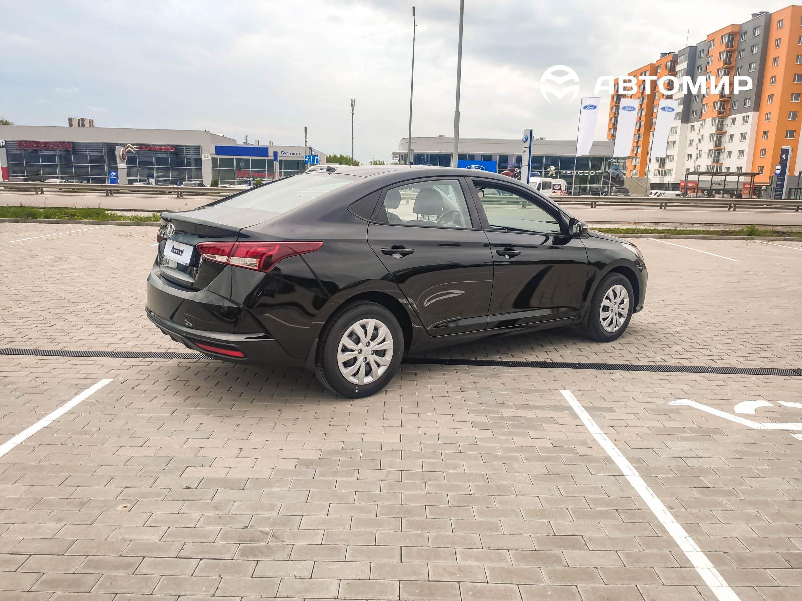 Hyundai стильний Accent вже в автосалоні! | Хюндай Мотор Україна - фото 8