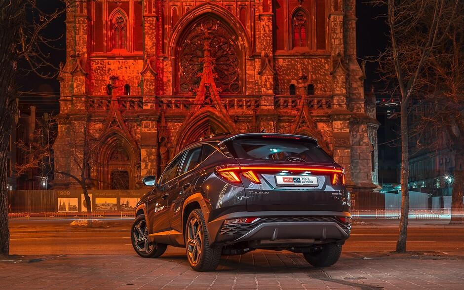 Тест-драйв Hyundai Tucson: Порушник спокою | Автопалац Тернопіль - фото 27