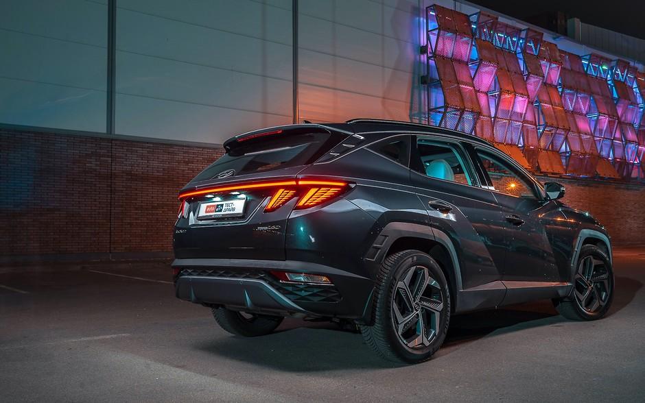 Тест-драйв Hyundai Tucson: Порушник спокою | Автопалац Тернопіль - фото 23