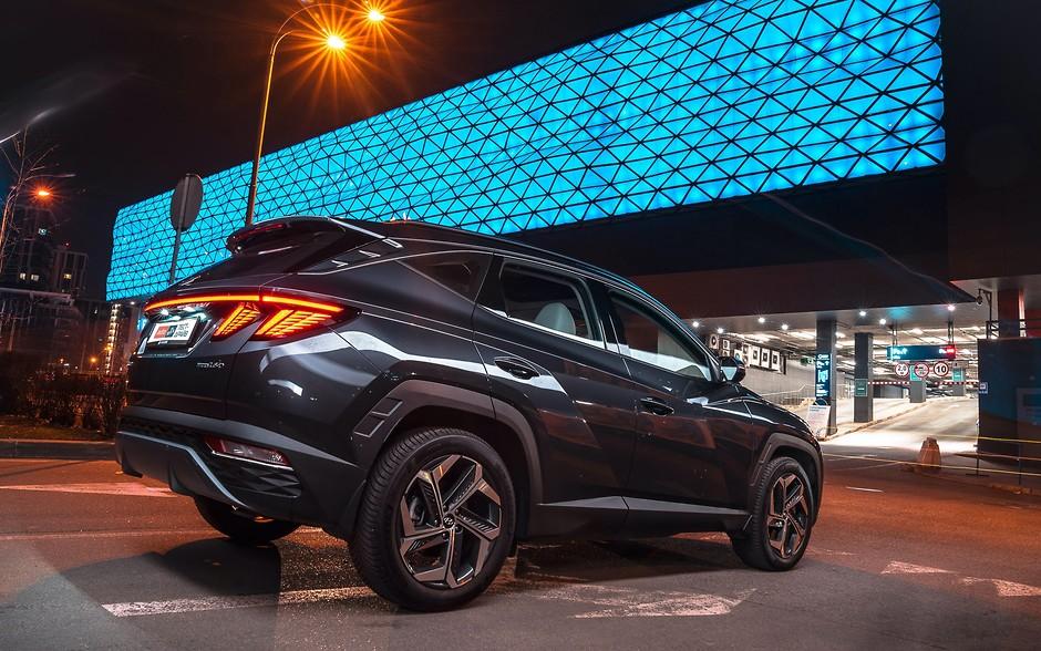 Тест-драйв Hyundai Tucson: Порушник спокою | Автопалац Тернопіль - фото 21