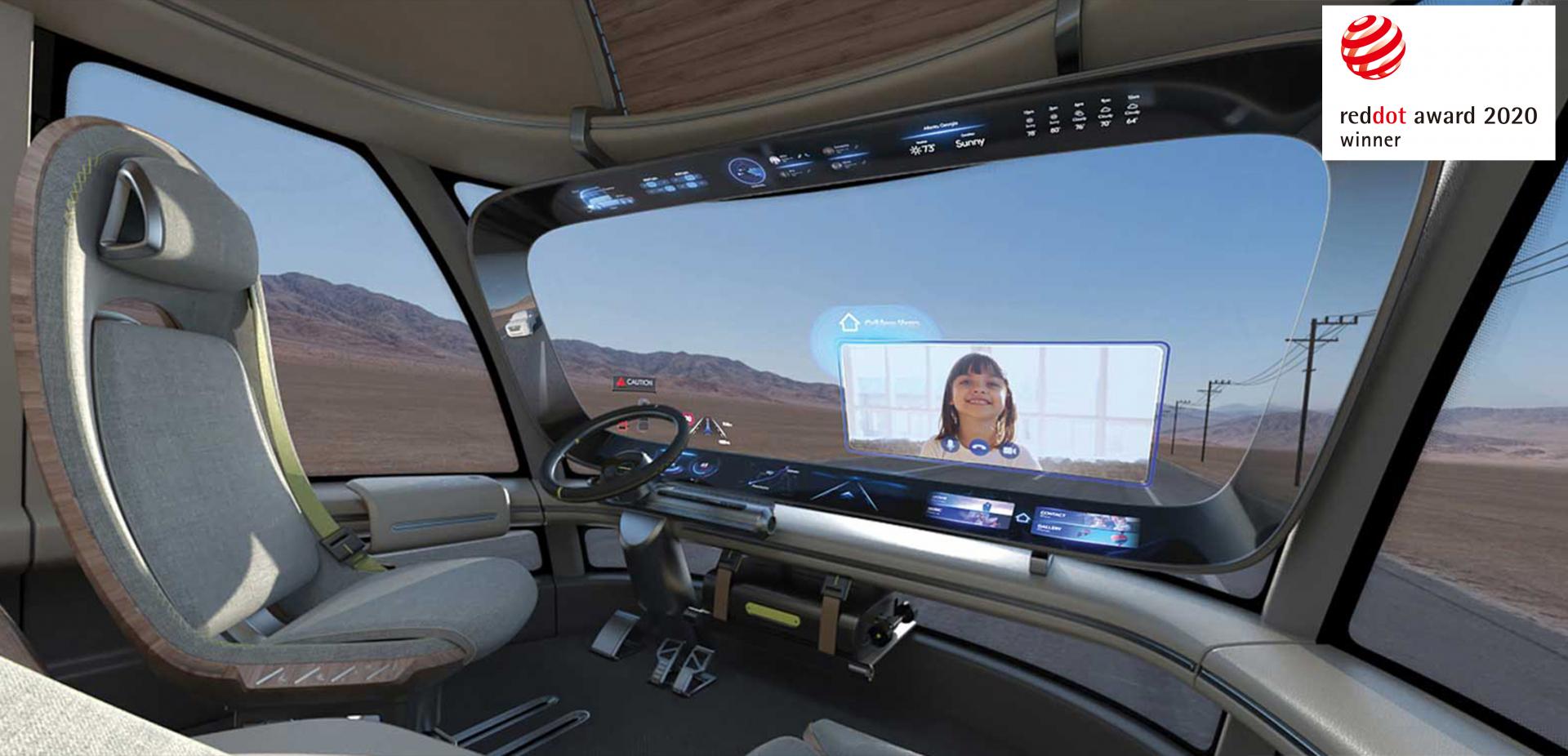 Компанія Hyundai Motor отримала три нагороди Red Dot Award 2020 за концептуальний дизайн   Автопалац Тернопіль - фото 12