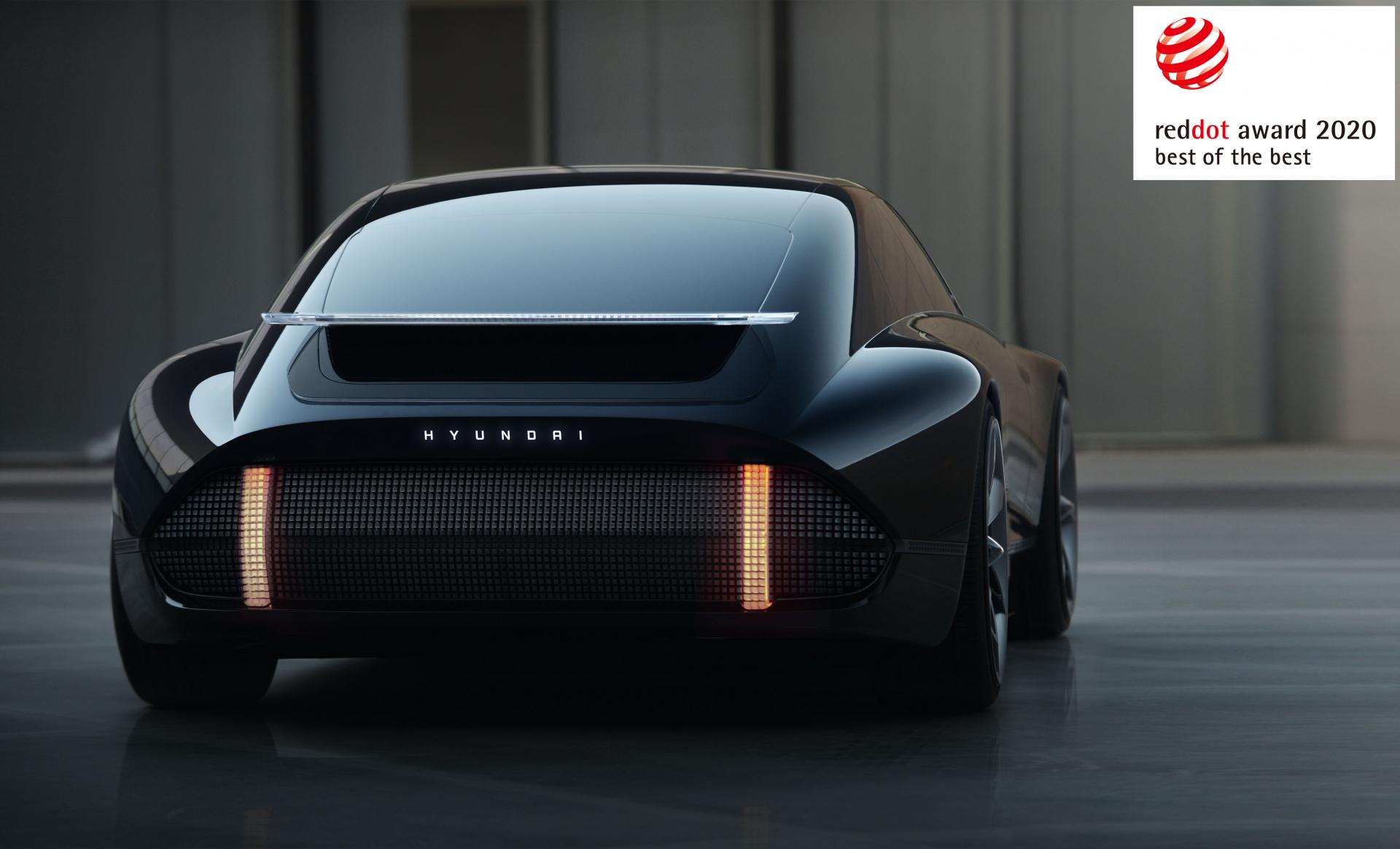 Компанія Hyundai Motor отримала три нагороди Red Dot Award 2020 за концептуальний дизайн   Автопалац Тернопіль - фото 13